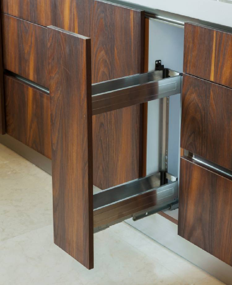 Functional kitchen cabinet design for kitchen remodel projects