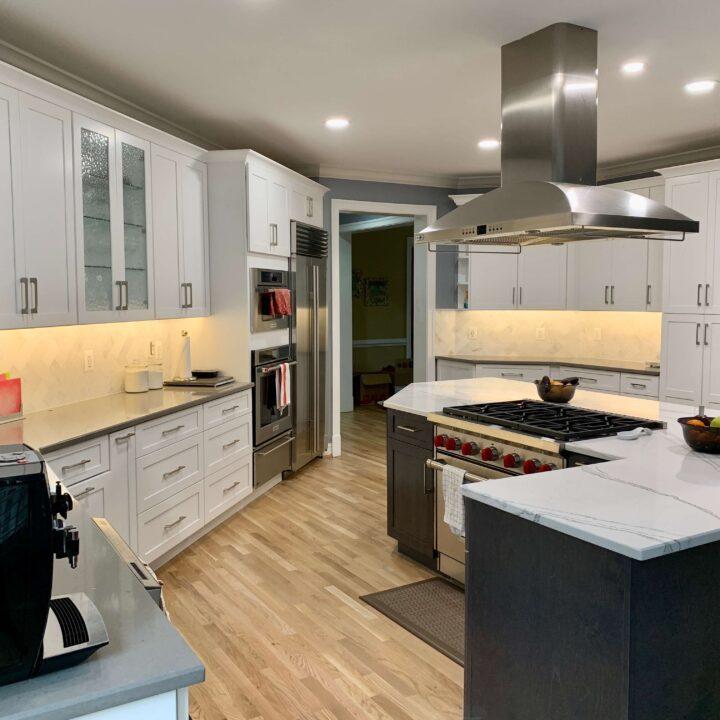 leesburg kitchen cabinets