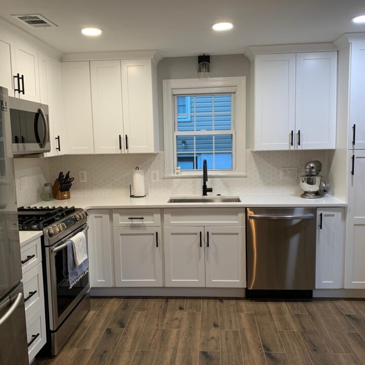 ashburn kitchen remodel cost