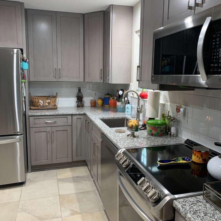 Chantilly kitchen design