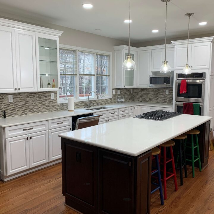 Herndon va kitchen cabinets