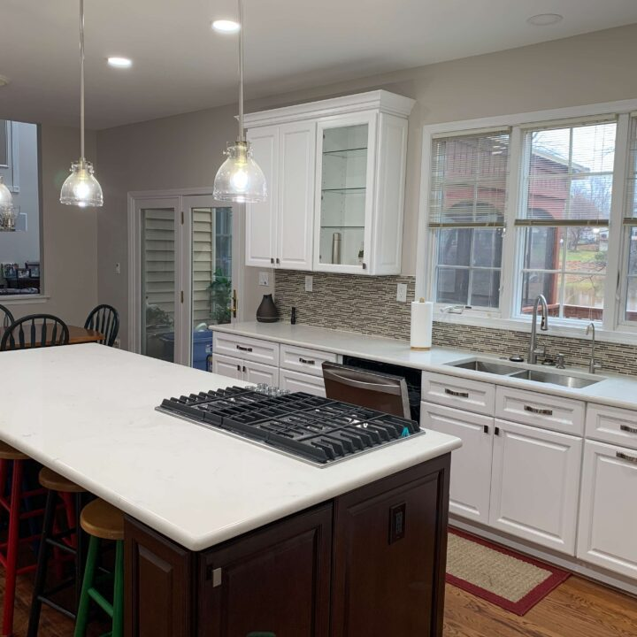 herndon va kitchen remodel cost