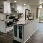 Kitchen remodel in fairfax va