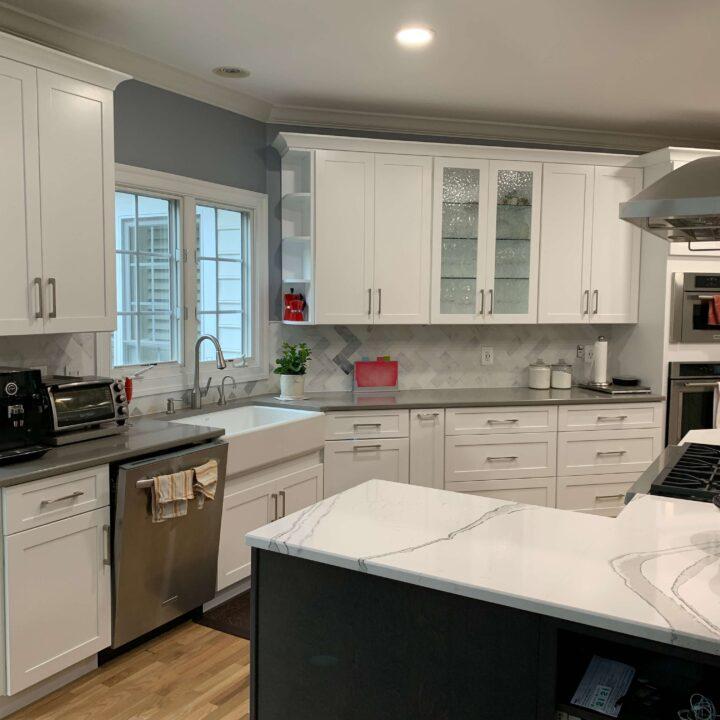 leesburg kitchen remodel cost
