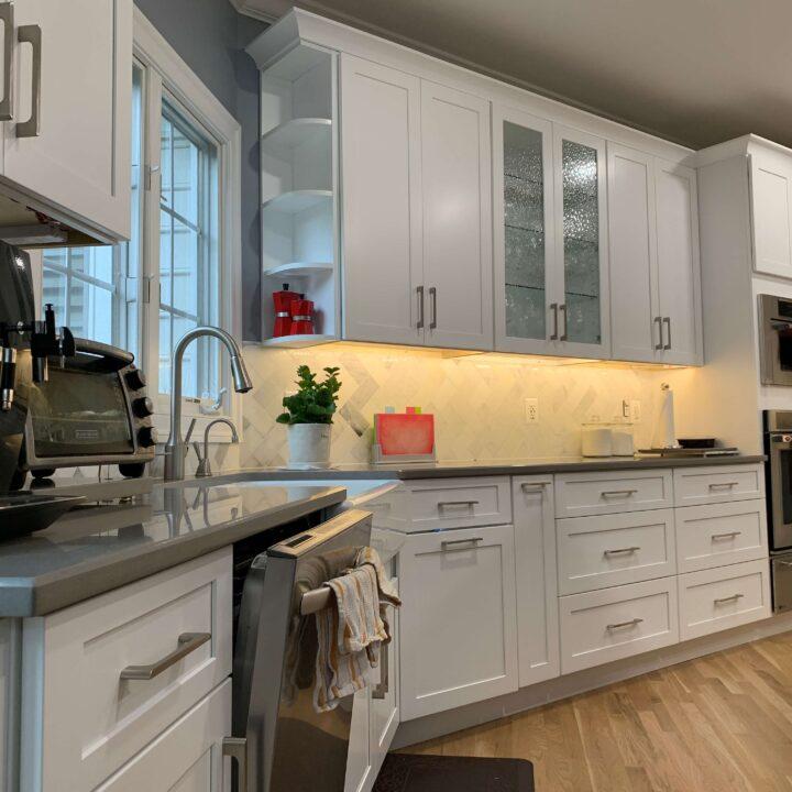 leesburg kitchen remodel ideas