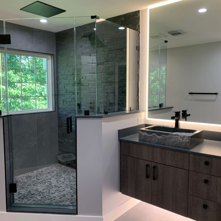 Alexandria Bathroom Design