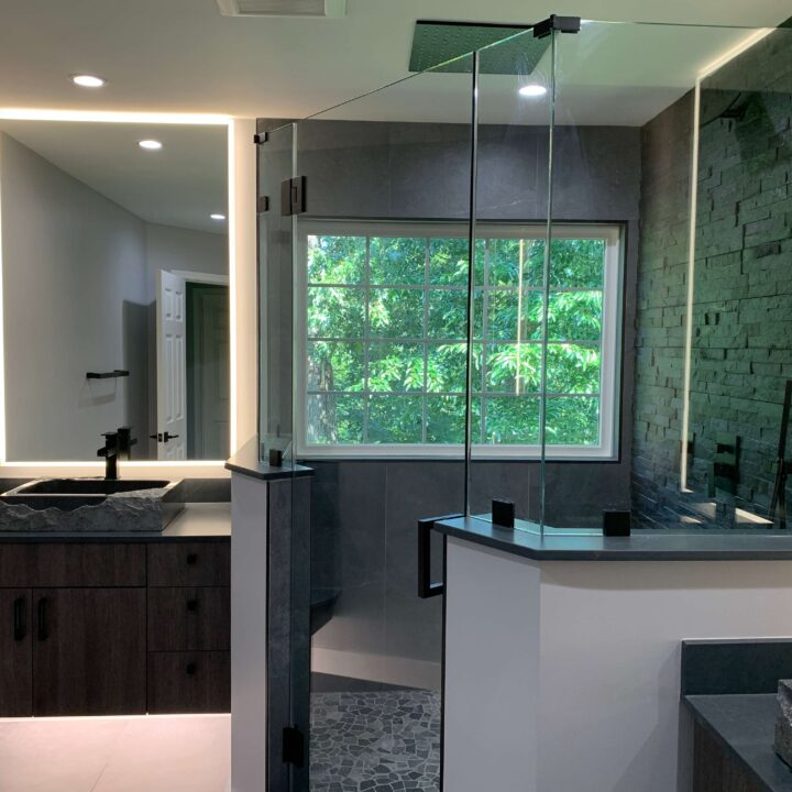 Alexandria Modern Bathroom