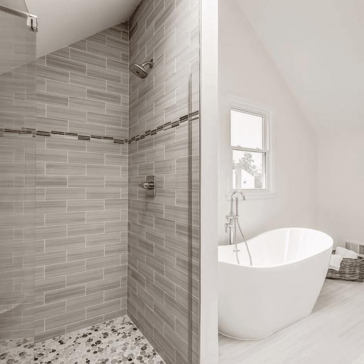 arlington bathroom design