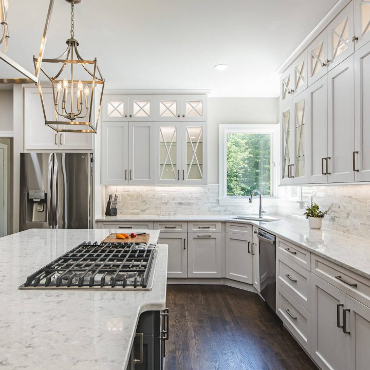 kitchen remodeling project in sterling va